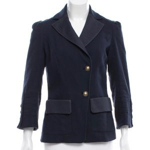 diane von furstenberg funny girl blazer size 12 J1